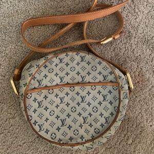 Authentic vintage round Louis Vuitton